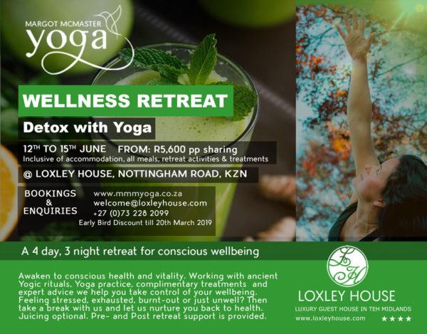 Detox with Yoga+